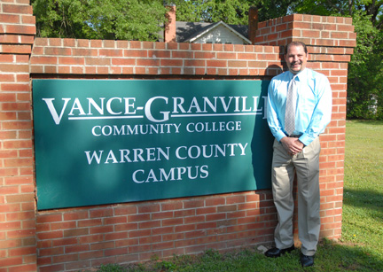 College experience is emerging at vance-granville community college
