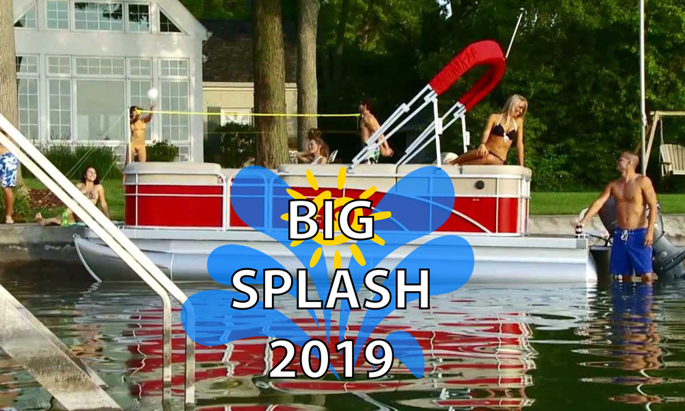 4th Annual Big Splash Raffle at Lake Gaston Chamber