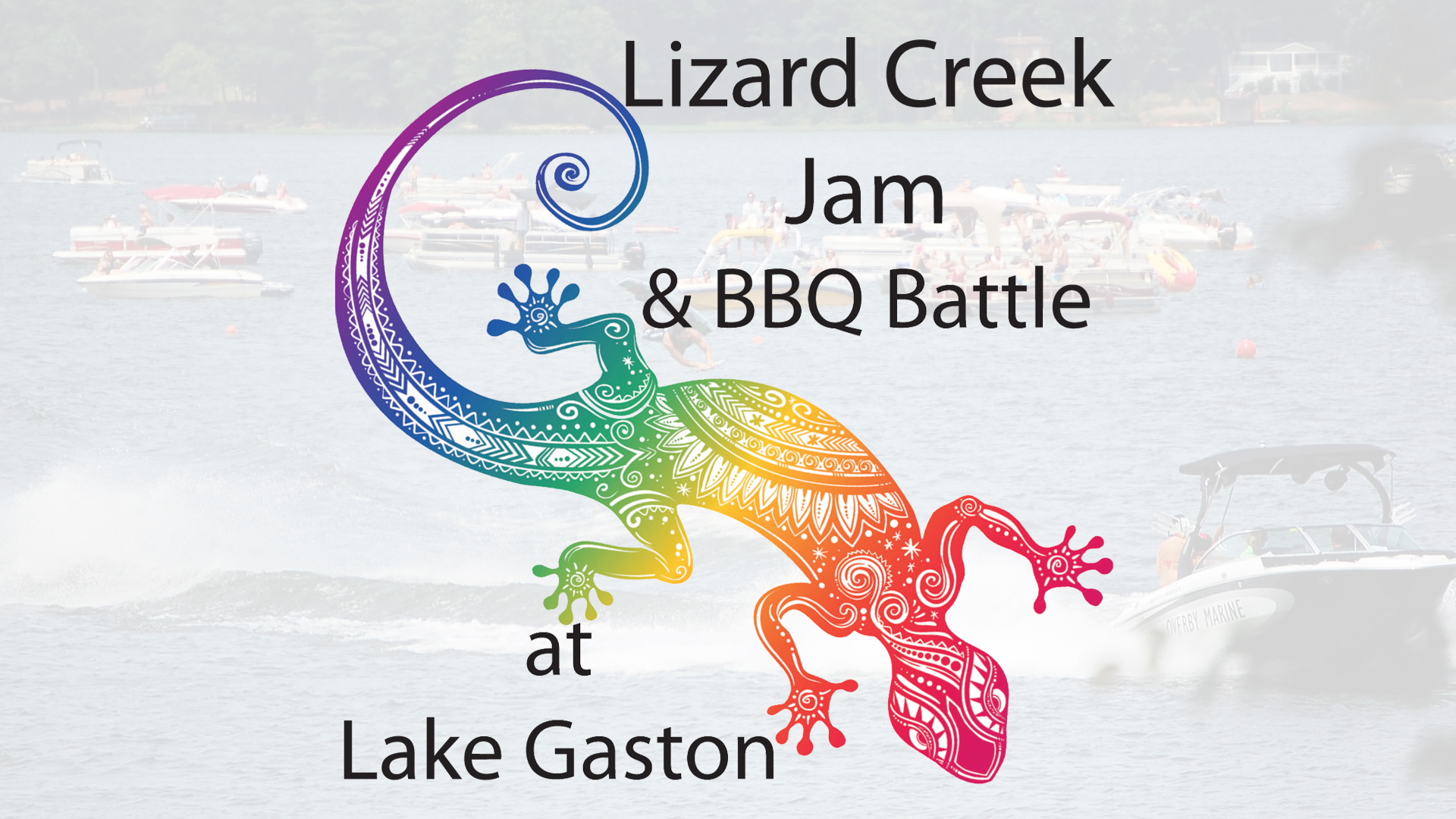 Lizard Creek Jam & BBQ Battle at Lake Gaston